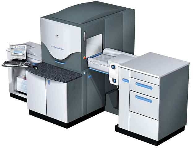 HP Indigo press 3500