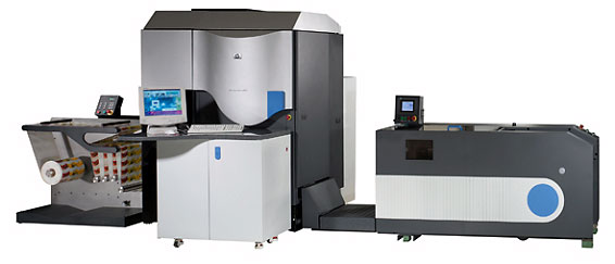 HP Indigo press ws4050